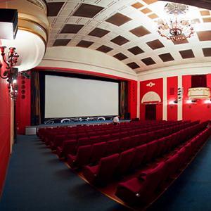 Кинотеатры Великих Лук