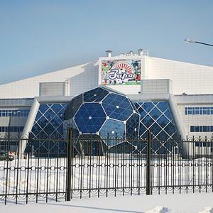 Спортивные комплексы Великих Лук